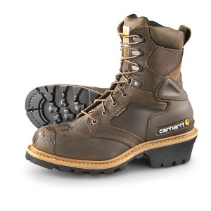 insulated waterproof work boots
