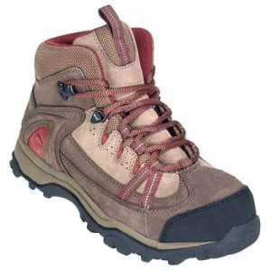 steel toe boots womens