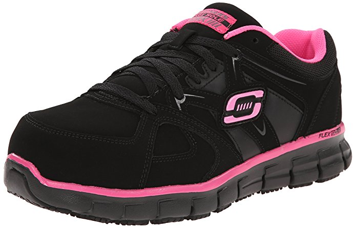 womens steel toe shoes for work