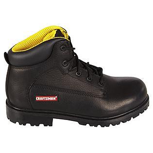 Craftsman steel toe boots