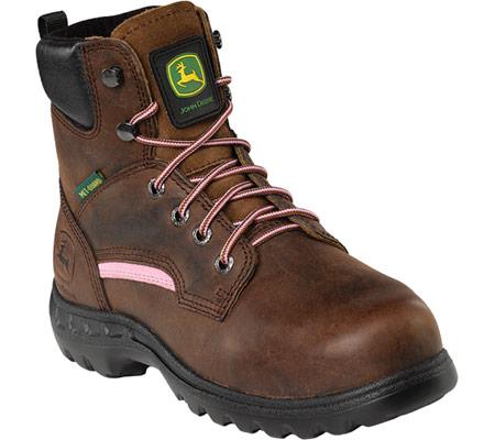 John Deere steel toe boots