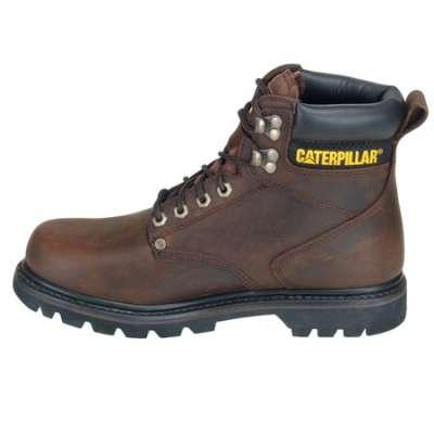 Caterpillar boots steel toe