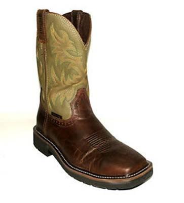 camo steel toe boots