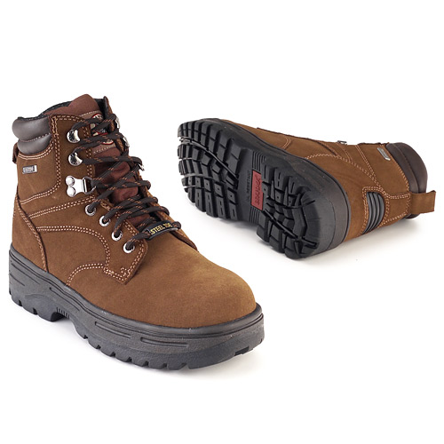 steel toe boots for kids