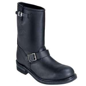 Steel Toe Engineer Boots