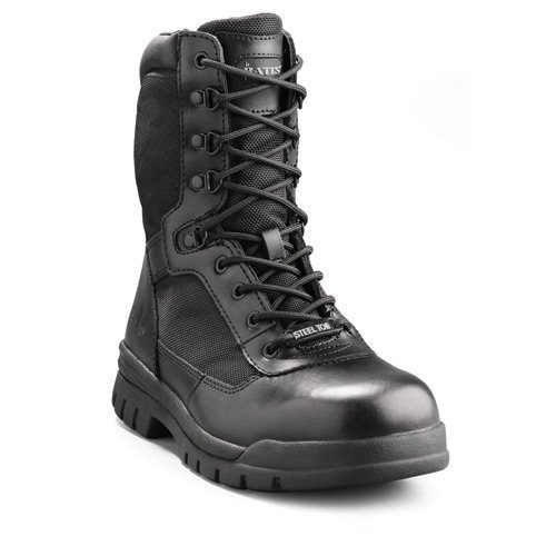 steel toe tactical boots