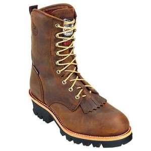 steel toe rain boots