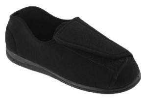 Mens Extra Extra Wide Slippers - Swollen Feet - Diabetic