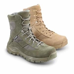 mens black combat boots