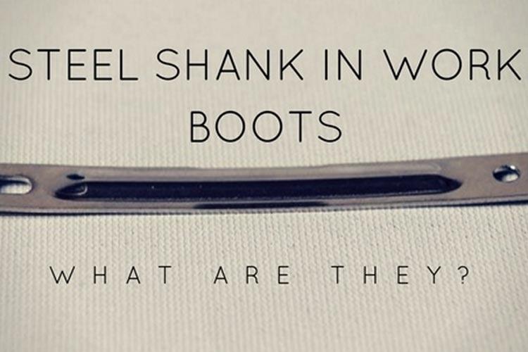 Steel Shank Work Boots