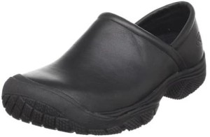KEEN Utility Mens PTC Slip on Work Shoe