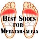 Metatarsalgia shoes