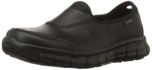 Skechers for Work Womens Sure Track Slip-Resistant Shoe