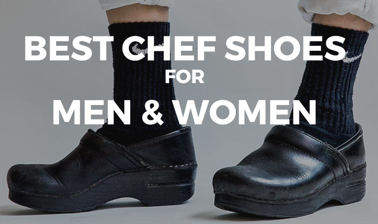 best chef shoes for men women