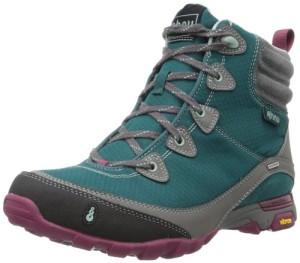stiff soled boots